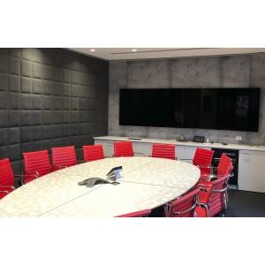 Tapet fonoabsorbant meeting room