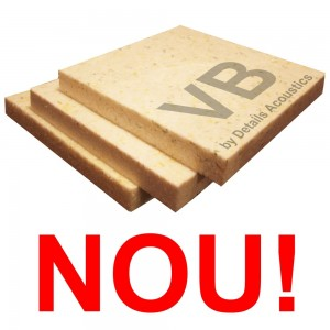 Placa VB 80 pentru izolatie fonica si acustica