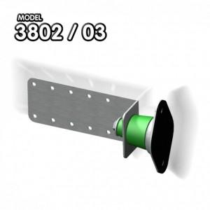 Brida amortizor pentru reducerea vibratiilor - M3800