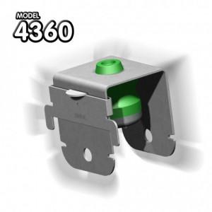 Brida amortizor pentru reducerea vibratiilor - TAVAN - M3803