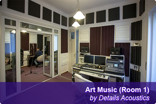 Studio Art Music Room 1