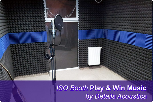 Play & Win ISO Booth