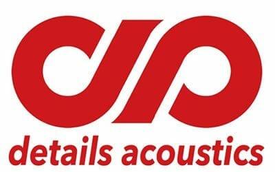 details acoustics logo