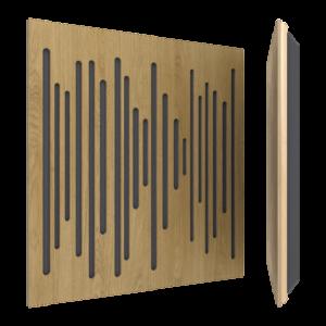 panouri fonoabsorbante din lemn