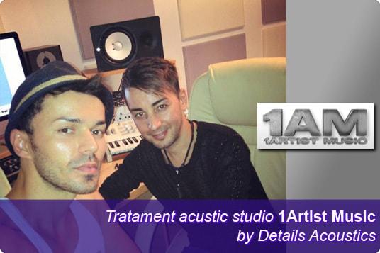 tratament acustic 1artist music-min